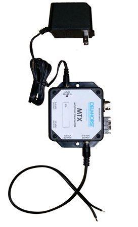 MTX wood moisture transmitter