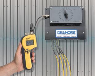 Kil-Mo-Trol monitoring system