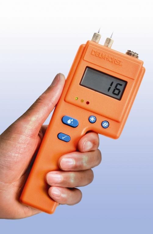 BD-2100 building materials moisture meter - Restoration