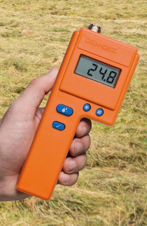 Hay moisture meter, F-2000