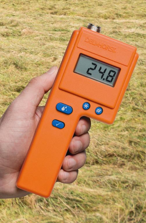 Hay moisture meter, FX-2000