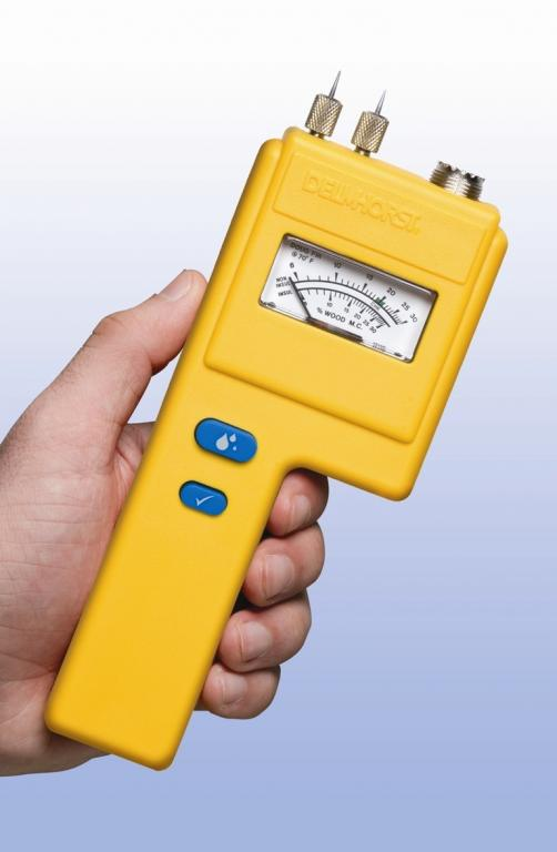 J-4 wood moisture meter - Woodworking