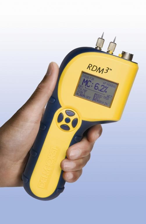 RDM-3 wood moisture meter - Woodworking