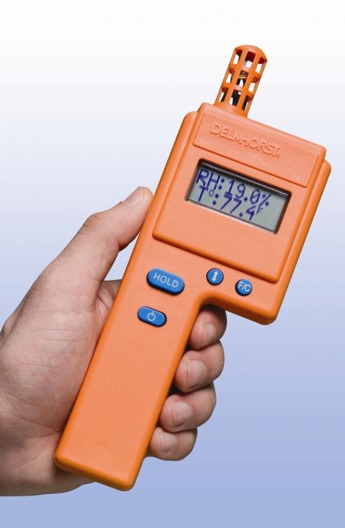 HT-3000 thermo-hygrometer - Restoration