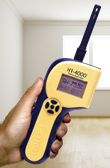 HT-4000 thermo hygrometer - Building inspection