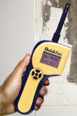 QuickNav building materials moisture meter - Restoration