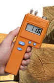 J-2000 wood moisture meter - Woodworking