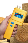 J-Lite wood moisture meter - Woodworking
