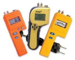 Delmhorst moisture meters